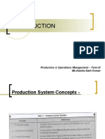 Introduction to Production & Operations ManagementSESSION 1