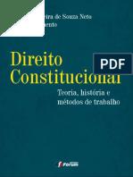 Direito Constitucional - Daniel Sarmento_17792218