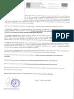 Comunicación dun caso Covid-19 no IES García Barbón