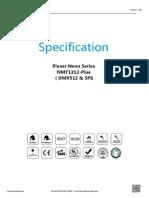 NMT1312-Plus-neon(SPI&DMX512) specification -A02