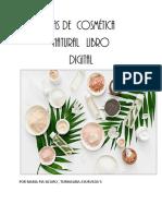 50 FORMULAS DE COSMETICA NATURAL y mas