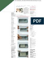 E-TEN M700 Display Replacement Procedure