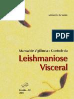 18 Leishmaniose Visceral Completo