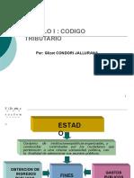 CODIGO TRIBUTARIO PPT