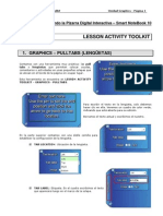 Tutorial Lesson Activity Toolkit