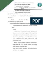 logbook Praktek RS Kimia Darah