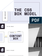 083 Wdb Css Box Model