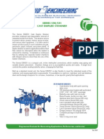 FE - Duplex Strainers - Fortram