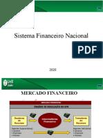@ Aula Mercado Financeiro 2020