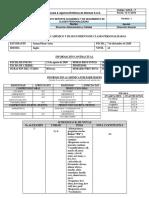 FORMATO REPORTE ACADÉMICO Y DE SEGUIMIENTO DE CLASES PERSONALIZADAS SAMUEL 3