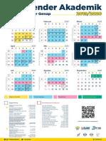 2020-01-07 - Kalender Akademik 2020