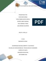 FASE 5 DISEÑO DE PLANTA