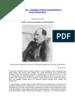 A. Łunaczarski – Zadania oświaty pozaszkolnej w Rosji Radzieckiej