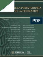 Revista de la procuraduría fiscal de la federación