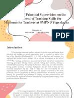 Journal Powerpoint