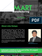 Materi Pak Joko - SHIFT - Smart Manufacturing