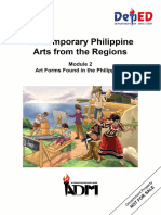 Module 2_Contemporary Philippine Arts11_q1_m2_Art Forms Found in the Philippines _v3 (2) (1)