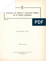Boletin Del Ministerio 1941 a4 n20, Homenajes Roca, Blanes