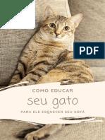 Ebook Como Educar Seu Gato - Lojee