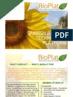 ES Biofuels in Spain