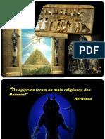 RELIGIÃO  EGÍPCIA-