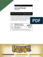 Summary Runebound_v2.1