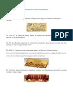 HISTORIA DE LOS MÉTODOS NUMÉRICOS
