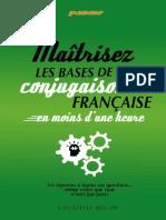 Maitrisez Les Bases de La Conjugaison Francaise- Christelle Molon