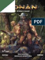 Jogo Rápido Conan 2d20