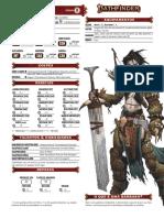 Personagens Icônicos de Pathfinder