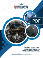 Historia Estructura Roles y Doctrina de La Fuerza Aerea Colombiana 1