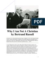 Rusell's Why I Am Not a Christia1