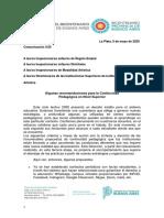 COMUNICACIÓN 4.20 Continuidad Pedagógica Nivel Superior DEAr (1)