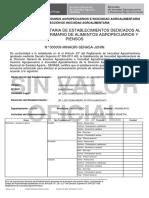 Consulta_Autorizacion_Sanitaria_de_Establecimiento FRIJOL CABALLERO