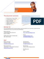 InfoPacket 2009