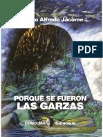 Por Qué Se Fueron Las Garzas-G.a. Jácome