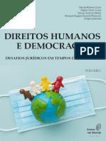 Direitos Humanos e Democracia Volume 1
