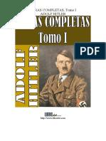 Hitler - Obras Completas 1