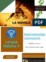 1er Actividad - La Novela