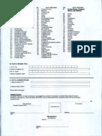 Formulir-Biodata-Perubahan-Data- Kodifikasi Pekerjaan