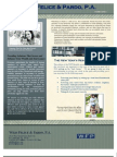 Wild Felice and Pardo, Estate Planning and Asset Protection Newsletter, December 2010