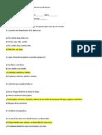 PRUEBA DE DIAGNOTICA GRADO 3 CIENCIAS NATURALES