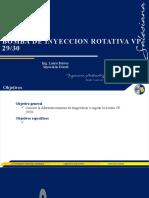 Bomba VP 29-30 Diagnostico