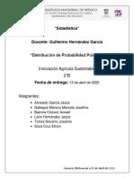 Distribución de Probalidad Poisson