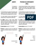 0 Flyer informativo