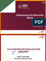CONTENIDOS DEL NUEVO ACUERDO EDUCATIVO-Copiar