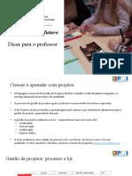 Kit Projetos Do Futuro Dicas e Exemplos Para Professores 2