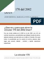 Circular 170 del 2002 DIAN