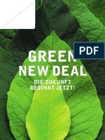 Infoheft Green New Deal