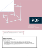 Interiores - Briefing e Moodboard